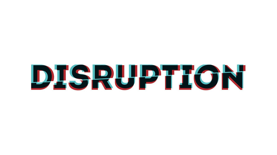 Disruption magazine